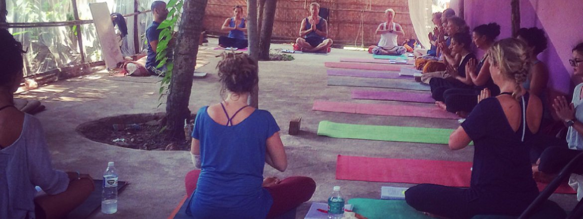 Kashmir Yoga Teacher Training