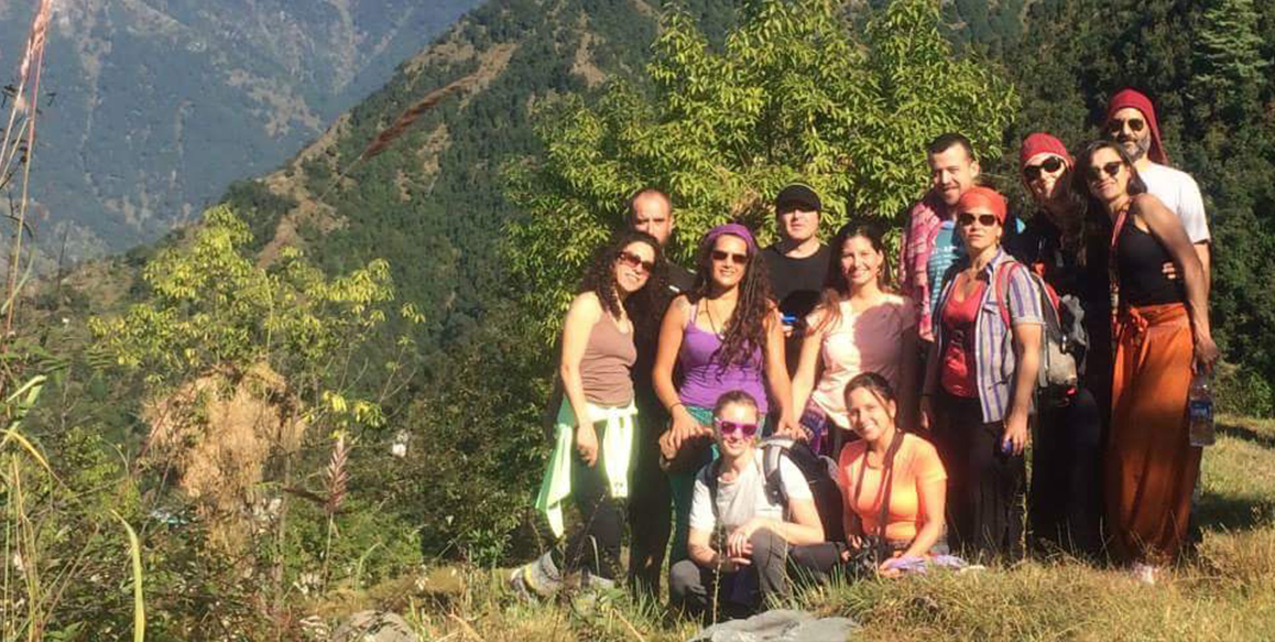 Yoga & Trekking in Upper Dharamkot