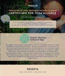 Colombia Yoga TTC Mujer